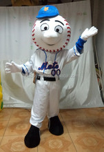 cheap mr met mascot costume