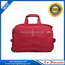 Customize Polyester Sport Gym Duffle Bag