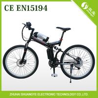 new model lithium hidden battery bicicletas mountain bike