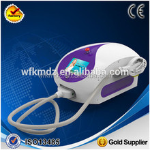 Weifang KM Professional 808nm Machine KM2000D Laser Hair Removal Back