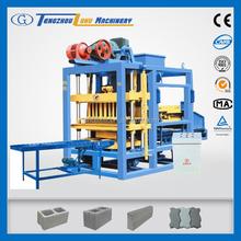 QTJ4-25 fly ash and sand brick machine manufacturer