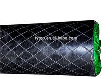 Polea de goma del diamante hojas fábrica