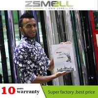 Excellent Best price great promotion protection 3D carbon fiber heating film with air drain matte black pvc film 1.52x30m/roll