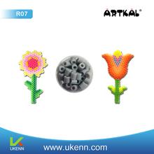 Artkal NO.1 selling 1KG 5mm hama perler beads diy gift idea