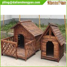 Full range and size wood dog cage wood