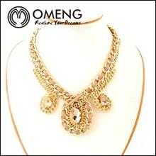 Cheap Jewelry Chain Necklace, Trendy Women Necklace Jewelry, Wholesale Fashion Jewelry