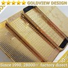 New design for iphone 4 5s 24kt gold back housing,newest mirror cheap gold housing for iphone 4