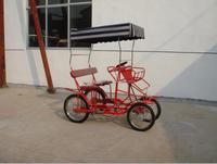 surrey bike 4 seats