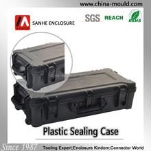 45-13 black plastic equipment case
