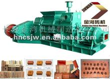 Germany technology automatic clay brick making machine JW-JZK40/40