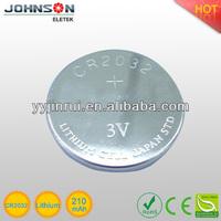cr2032 button battery cell cr2032 lithium button battery cr2450 newsun brand