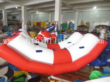 Hot Sale Inflatable Water Seesaw Toys / water sport games