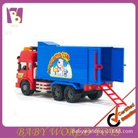 Friction Container Truck Toy Truck