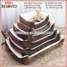 2015 new sofa fashion pet bed new coming baby pet dog bed lounging kennel
