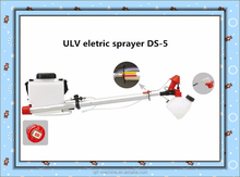HOT-SELLING GOOD QUALITY CE APPROVED AGRICULTURAL ULV ELECTRIC SPRAYER DS-5