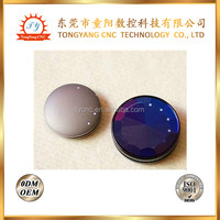 Custom stainless steel back watch case cnc machining part
