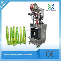 High Speed Liquid Automatic Packing Machine For Milk