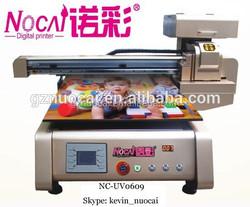 A1 format multifunctional digital inkjet uv cellphone case printer machine, phone cover printer machine made in China