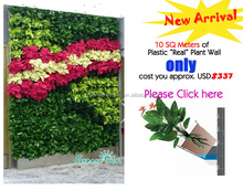 large commercial vertical plant wall,wall mounted plant holder
