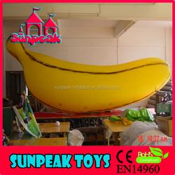 Inflatable Banana Balloon,Advertising Inflatable Fruit Model,Inflatable Helium Balloon