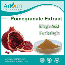 Factory Supply Organic Pomegranate Leaf Extract