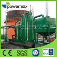 Tobacco dust biomass gasifier, biomass power plant