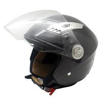 Full Face Street Helmet, 100% carbon fiber superman motorcycle helmet