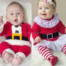Wholesale Children Boutique Clothe Fo Infant And Toddler Christmas set