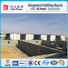 Metal Building Materials steel structure prefab house labor camp building