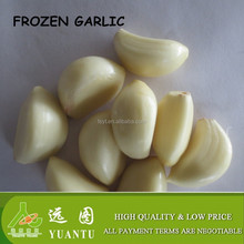 wholesaler for iqf garlic clove from china