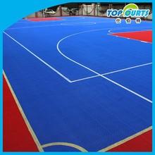 Hot sale non-slip long using life basketball court floor mat
