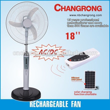 110V power battery operated exhaust fan