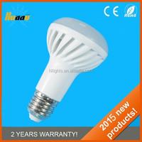 wholesale ! aluminium plastic non-dimmable E14 E27 R50 R63 R80 R39 reflector led lamp 2835SMD leds