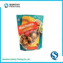 frozen fish ball plastic bags wholesales