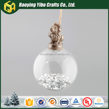 Wholesale glass 100 wholesale clear glass christmas ball ornaments