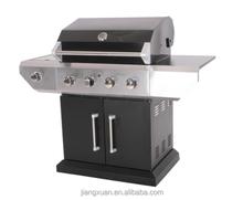 4 burner gas bbq grill