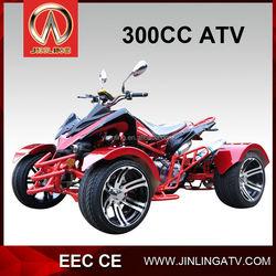 JEA-31A-09 EEC/COC Racing ATV With 300cc CVT Automatic Engine