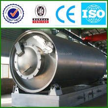 12tons waste tyre/plastic continuous refinery/pyrolysis plant/equipment