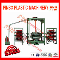 Circular loom and weaving machinery and PP woven bag making machine