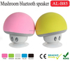 Hot new products for 2015 Wireless Mushroom Bluetooth Speaker Enjoy Music Mini Speaker With Suction Cup for phone