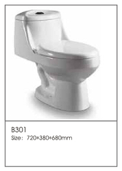 B301 Hot Sale bBest Dual Flush Toilet China Red Toilets Supplier Glacier Bay Toilet Factory