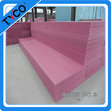 wall putty and building materials interior insulation xps board