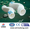 different types ppr curved pipe fittings