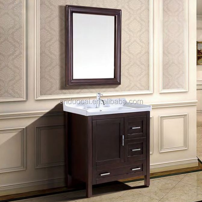Commercial Modern Design Mirrored Wholesale Bathroom