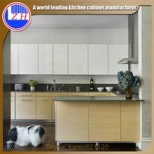 Project use cheap small space kerala wood mini kitchen furniture kitchen design
