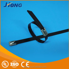 Made In China Wholesale Size 4.6*600 Stainless steel epoxy coated cable tie