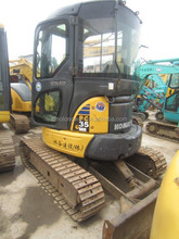 Good quality used small excavator in lowest price / Japan original used PC35 excavator for sale