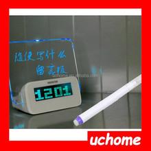 UCHOME message board alarm clock funny alarm clocks decorative alarm clocks