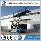 Ferramentas e equipamentos de construção civil plataforma de trabalho aéreo