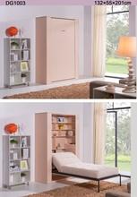 folding wall bed,hidden wall bed